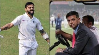 Not Virat Kohli, Rahul Dravid is The First Indian to Score Century in Pink-Ball Cricket in a Competitive Match | FACT CHECK