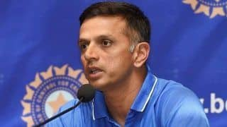 BCCI's Ethics Officer Gives Rahul Dravid Clean Chit Over Conflict of Interest Allegations