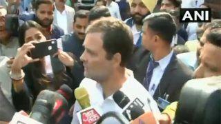 VIDEO: BJP MP प्रज्ञा ठाकुर को आतंकी बताने वाले ट्वीट पर कायम राहुल गांधी, ऐसे किया रिएक्ट
