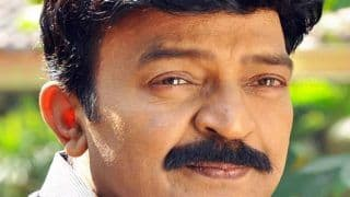 Telugu Actor Rajasekhar Escapes With Minor Injuries After His Car Meets With an Accident in Hyderabad