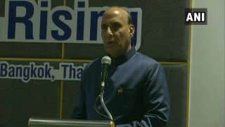 Govt of India Committed to Achieve US$ 26 Billion Defence Industry by 2025: Rajnath Singh