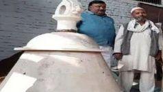Ram Mandir: अयोध्या में राम मंदिर के लिए मुस्लिम कारीगर तैयार कर रहा 2100 किलो का घंटा, मिसाल...
