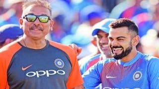 Virat Kohli is not a Guy to Mess Around, Says Coach Ravi Shastri