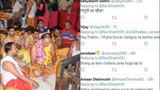 'Bhaang Hi Milega': Shastri Hilariously Roasted Over Mahakaleshwar Temple Visit   POSTS