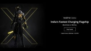 Realme X2 Pro 'blind order' sale today: Here are the details