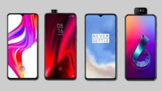 Realme X2 Pro vs Xiaomi Redmi K20 Pro vs OnePlus 7T vs Asus 6Z: Price in India, specifications and features compared