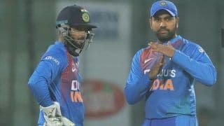 Rishabh Pant Trolled For Stumping Blunder During 2nd T20I Between India-Bangladesh at Rajkot, Netizens Want BCCI to Get MS Dhoni Back   SEE POSTS