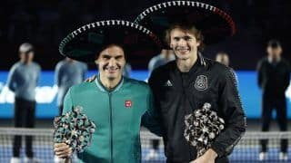 Tennis: Roger Federer, Alexander Zverev Set New Attendance World Record During an Exhibition Match in Mexico City