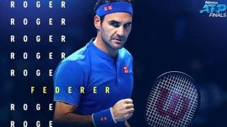 Roger Federer Hints at Retirement Ahead of Virtual Quarterfinal Clash vs Novak Djokovic in ATP Finals 2019