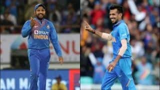 Yuzvendra Chahal Pulls Rohit Sharma's Leg Over BCCI Interview With Ishant Sharma, Umesh Yadav | SEE POST