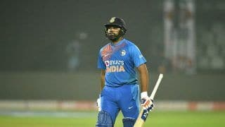 Rohit Sharma on Cusp of History, Set to Become First Indian Player to Play 100 T20Is