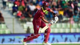 1st ODI: Chase, Hope Guide West Indies to Easy 7-Wicket Win vs Afghanistan