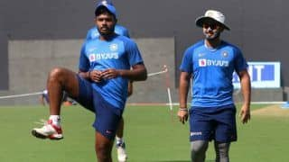 India vs west indies t20i series injured shikhar dhawan ruled out sanju samson named replacement