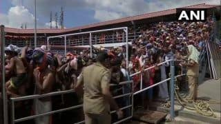 Sabarimala: Kerala Cops Stop 12-year-old Girl From Trekking to Lord Ayyappa's Shrine