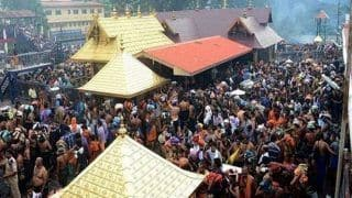 Sabarimala Temple to Reopen For 5 Days From October 16 Amid COVID-19 Pandemic, 250 People Allowed in a Day