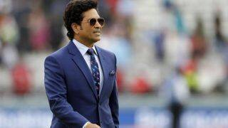 Sachin tendulkar there are very few world class fast bowlers right now