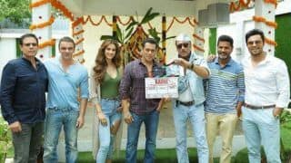 Salman Khan's Eid Release Radhe Goes on The Floors, Disha Patani, Randeep Hooda, Jackie Shroff Join The Cast