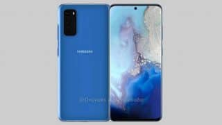 Samsung Galaxy S11e renders surface online with a quad rear camera and more
