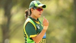 Pakistani cricketer sana mir announced a break from international cricket