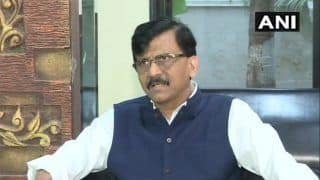 Sanjay Raut Slams Fadnavis, Says 'Congratulations For Being Opposition Leader in Maharashtra'