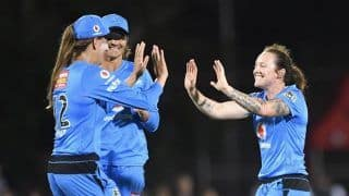 Dream11 Team Prediction Adelaide Strikers Women vs Sydney Thunder Women WBBL 2019: Fantasy Cricket, Captain And Vice-Captain For Today's AS-W vs ST-W T20 Match 46 at Bellerive Oval, Hobart