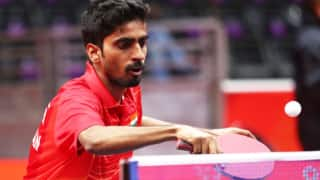 Table Tennis World Cup: Sathiyan Gnanasekaran Beats Higher-Ranked Opponents to Storm Into Knockouts in China