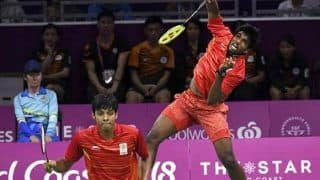 BWF Rankings: Satwiksairaj Rankireddy-Chirag Shetty, B Sai Praneeth Enter Top 10
