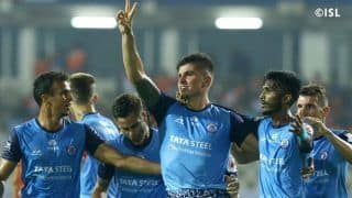 Indian Super League 2019-20: Sergio Castel Scores as Jamshedpur FC Condemn FC Goa to Their First Loss