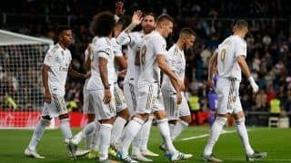La Liga 2018-19 Eibar vs Real Madrid Live Streaming Online in India Free Timing IST, Team News, Dream11, Starting11, When, Where to Watch