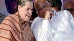 Maharashtra: Sonia-Pawar Meeting Postponed to Monday; NCP Core Committee to Hold Talks in Pune Today