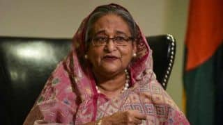 Pink Ball Test: Bangladesh PM Sheikh Hasina to Arrive Kolkata Just For 1 Day to Watch Day-Night Test