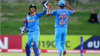 Acc emerging teams asia cup 2019 india crush hongkong set up semi final clash with pakistan