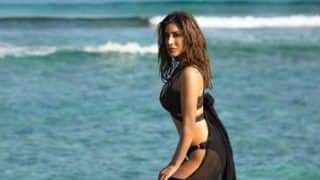 Sophie Choudry's Sizzling Hot Throwback Picture in Black Bikini in Maldives Will Set Your Heart Racing
