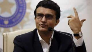 Ind vs nz we have not yet decided about playing day night test in new zealand sourav ganguly