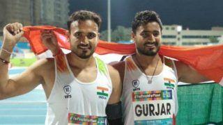 Sundar Singh Gurjar defends World Title As India Bag 3 Quotas for Tokyo Paralympic Games