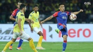 Indian Super League 2019-20: Sunil Chhetri Scores as Bengaluru FC Beat Kerala Blasters FC 1-0