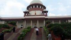 Supreme Court to Hear Pleas Challenging Citizenship Act Today