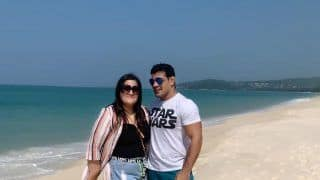 Wrestler Sushil Kumar Spends Quality Time with Wife in Thailand