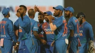 दिल्ली में तो हो गया मैच लेकिन राजकोट टी20 पर 'महा खतरा'