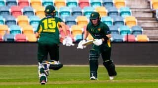 Dream11 Team Prediction Tasmania vs New South Wales Marsh One-Day Cup 2019: Captain, Vice-Captain, Fantasy Cricket Tips For Today's ODI Match 21 TAS vs NSW at Bellerive Oval, Hobart