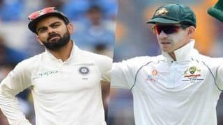 'Will Seek Kohli's Permission to Start Test Series at Gabba': Paine Fires Opening Salvo at India Skipper | WATCH