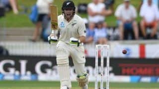 2nd Test: Latham's Hundred Leads New Zealand's Charge Against England on Rain-Curtailed Day 1