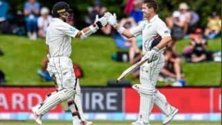 2nd test england vs new zealand tom latham hits century equals nathan astle 11th test century record