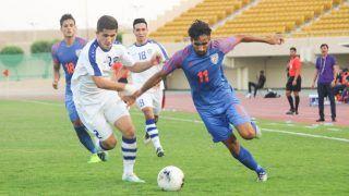 AFC U19 Championship: India go down 0-2 to Uzbekistan