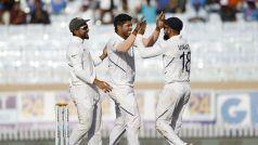 पहले डे-नाइट टेस्ट में चमके भारतीय तेज गेंदबाज, लंच तक बांग्लादेश 73/6