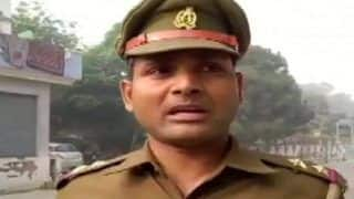 Bizarre Protest: Upset Over Transfer, UP Cop Runs 65 Kms Non-Stop, Faints Midway - Watch Video