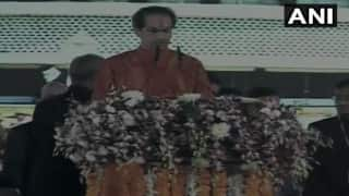 Uddhav Thackeray Takes Oath as 18th Chief Minister of Maharashtra, to Hold First Cabinet Meet Tonight