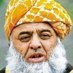 मौलाना फजलुर रहमान ने साधा इमरान खान पर निशाना, कहा- 'सरकार के गिने-चुने दिन बचे हैं'