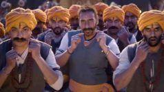 #Tanhajitrailer:अजय-सैफ की पावरपैक्ड फिल्म, मुगलों को धूल चटाते दिखे मराठा, गजब का है एक्शन
