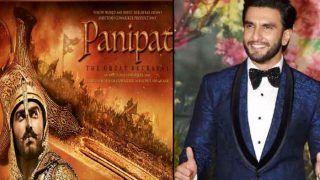 अर्जुन कपूर ने कहा- फिल्म पानीपत का ट्रेलर देखकर रणवीर सिंह काफी उत्साहित